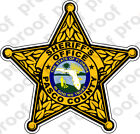 Sticker Sheriff Pasco County