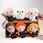 Dobby Ron Harry Potte Character Plush Toy Kid Birthday Christmas Gift  6Pcs
