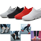 Mens Casual Sport Shoes Mesh Slip On Sneaker for Walking Gym Running Tennis