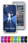 iPod Touch Case 5/6 - Archer Man - Free Engraving