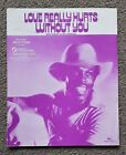 BILLY OCEAN - LOVE REALLY HURTS WITHOUT YOU - VINTAGE AUSTRALIAN SHEET MUSIC