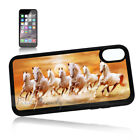 ( For iPhone XS MAX ) Back Case Cover P11487 Horse