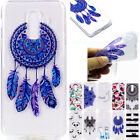 Slim Colorful Silicone Rubber Gel Soft TPU Back Case Cover For Various Phone