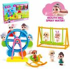 1 4 8Pcs Action Figure LOL Doll Toys Kids Surprise Girl Lil Little Sister Series