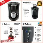 Single Serve K-Cup Pod Coffee Brewing System Maker W Strength Control Hot Water
