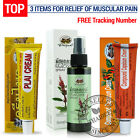 CAPSICUM CAPSAICIN PLAI CREAM SPRAY Relieve Muscle Aches Pain Joint Arthritis