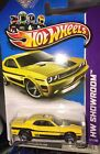 Hot Wheels '08 Dodge Challenger SRT8 HW Showroom Yellow