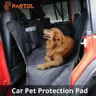 HOT SALE Oxford Cloth Pet Dog Car Seat Covers Waterproof Back Bench Seat Travel