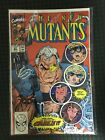 The New Mutants #87 (Mar 1990, Marvel) - First Appearance of Cable - VF