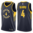 Indiana Pacers # 4 Victor Oladipo Basketball Jersey white Size: S - XXL on eBay