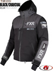 New 2019 FXR Men's HELIUM PRO X JACKET Black/Charcoal/Grey 2XL 3X Snowmobile