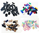 30  X  Klein  Haarperlen  Dreadperle  Dreadperlen Hair Beads   Perlen Mit Clips