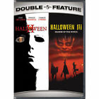 Halloween II Halloween III Season of the Witch DVD 2007 2 Disc Set