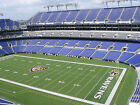 one single upper New Orleans Saints at Baltimore Ravens great 'get in' ticket