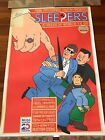 Original 1991 SEYMOUR CHWAST Mobil Masterpiece Theatre SLEEPERS Promo POSTER