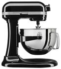 NEW KitchenAid 6-Quart Bowl Lift Stand Mixers - Multiple Colors Available