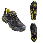 Regatta Prime S/S Mens Water Resistant Steel Toe Cap Safety Trainer Black/Yellow