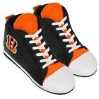 Cincinnati Bengals High Top Sneaker SLIPPERS New - FREE U.S.A. SHIPPING on eBay