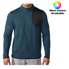 New Adidas Golf Club Performance 1/2 Zip Sweater - Pick Color & Size