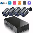 anni 4CH 1080P HDMI DVR IR CUT 720P Home Security Camera System AHD 3.6mm Camera for sale  Shipping to Nigeria
