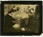 1920s set of 2 contact sheets Grocer and Newspaper Chinatown NYC New York City