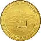 [#537083] France, Token, Touristic token, Sare - Petit train de la Rhune n°3