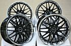 """ALLOY WHEELS 18"""" CRUIZE 190 BP FIT FOR OPEL ADAM S CORSA D ASTRA H & OPC"""