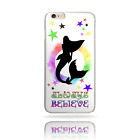 MULTICOLOUR MERMAID IPHONE XS MAX XR 7 8 PLUS CASE HARD COVER FOR APPLE I PHONE