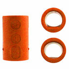 Bowling Ball Finger Inserts Vise Grip Ultimate Power-Lift/Oval Inserts, Orange