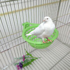 Bird Nest Plastic For Nesting Hollow Hanging Cage Eggs Canary Finch Budgies