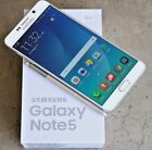New & Sealed Samsung Galaxy Note5 Note4 Note3 At&t T-mobile Gsm Unlocked Phone
