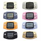 Nintendo Gameboy Advance Gba Handheld Console System 8 Colours Available