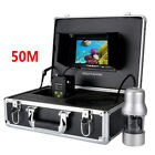 """HD Underwater Fishing Camera 360 View Remote Control 7"""" LCD Monitor Fish Finder"""