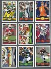 2012 TOPPS FOOTBALL  ( ROOKIE RC'S, STARS ) - WHO DO YOU NEED!!!