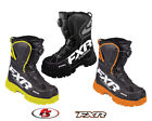 New 2018 FXR XCross Boa Men Snowmobile Boots Black Hi-vis 4 12