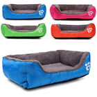 Dog Bed Kennel Oversize Medium Small Cat Pet Puppy Bed House Soft Warm Hot PR