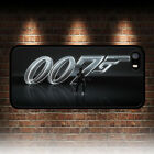 JAMES BOND 007 PHONE CASE IPHONE 4 4S 5 5S SE 5C 6 6S 7 8 PLUS X $9.16 USD on eBay