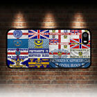PORTSMOUTH FLAGS PHONE CASE FOR IPHONE 4 4S 5 5S SE 5C 6 6S 7 8 PLUS X