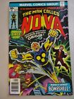 THE MAN CALLED NOVA #1 ORIGIN ISSUE SEPT '76 MULTI FIRST APPEARANCES C