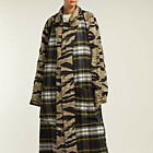 Vetements Reversible Camouflage And Scarf Trench Coat Green Size XS L