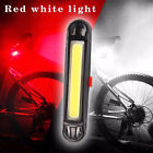 Bike Bicycle Cycling Road Front Rear Light LED Safe Warning Tail Lamp Waterproof
