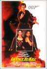 License To Kill Movie Poster Print - 1989 - Action - 1 Sheet Art - James Bond $19.95 USD on eBay