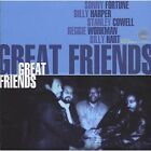 Great Friends by Sonny Fortune (CD, Mar-2003, Evidence)