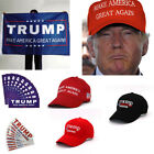 Trump 2020 President Donald Keep Make America Great 3x5 Ft Flag US Cap Sticker