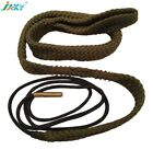 2 Pieces Bore Snake Gun Cleaning Kit .38 357 338 340 9mm Rifle Barrel CleanerCleaning Supplies - 22700