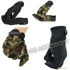 1pair/lot High Quality Outdoor Camping Military Tactical Gloves Sports Autumn
