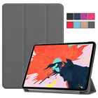 """For iPad Pro 11"""" 12.9"""" 2018 Luxury Smart Magnetic Silm Leather Stand Case Cover"""