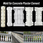 Various 2Pcs Moulds Balustrades Mold for Concrete Plaster Cement Plastic Casting image
