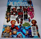X-Babies Reborn 1999 * Guest Starring The Mitey Vengers!  * Marvel Comic
