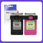 Black $ Color Ink Cartridge Compatible for HP 61XL & 56 & 57